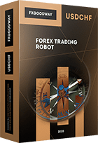 FXGoodway X2 robot Set 2 - live statistics Forex trading account
